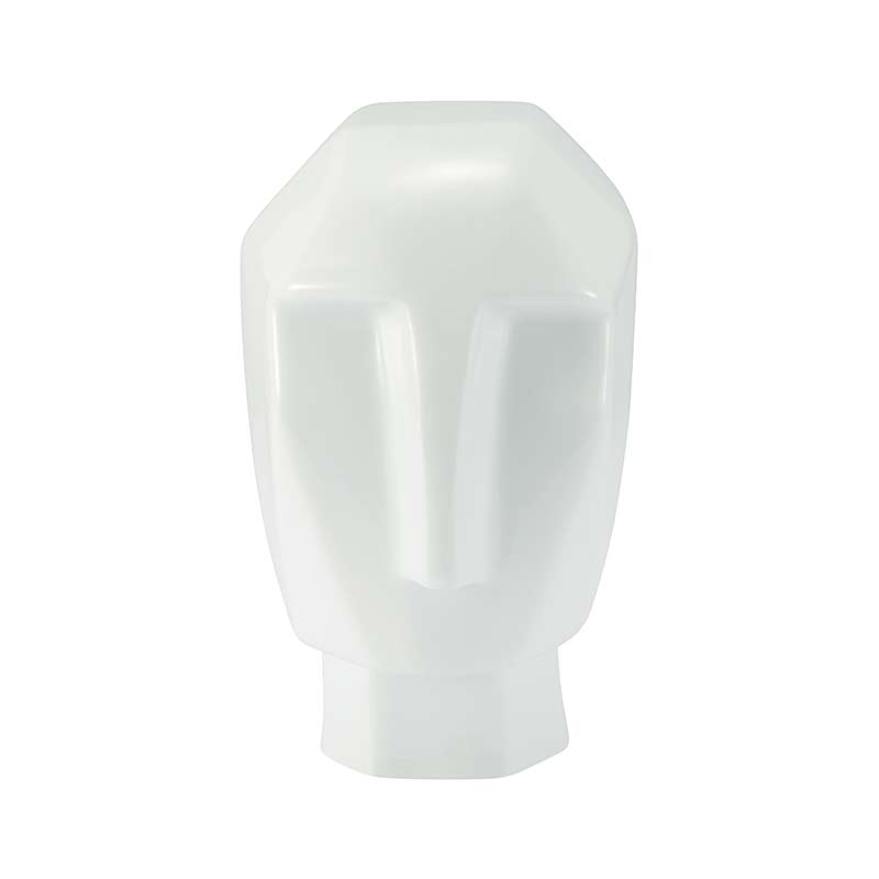 Meike YVA01-000027 yvvy white geometric head ornaments home