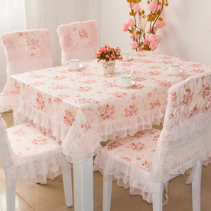 Meirenpeizi contadino lace tablecloth tablecloth tea table cloth upholstery fabric coverings tablecloth dining chair sets of suits couple