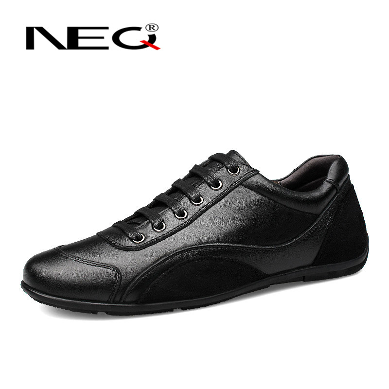 Mens fashion 16 neq youth spring tide men's wild breathable casual shoes driving shoes lace shoes 8686
