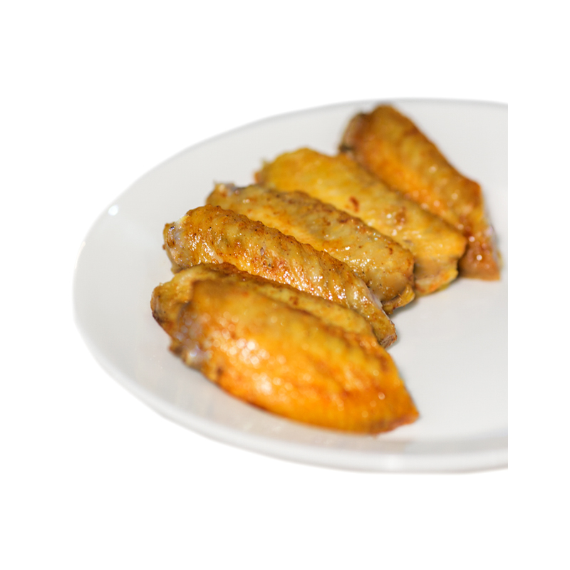 [Meow] fresh raw frozen chicken wings in brazil original small package 1000g