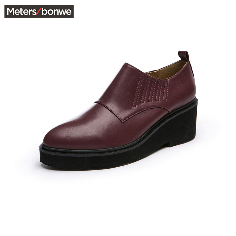 Metersbonwe fashion shoes women 2016 hitz ladies fashion shoes fashion shoes tide flow fashion shoes 201590