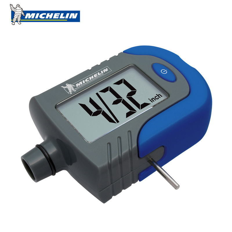 Michelin digital tire gauge automotive tire pressure gauge precision automotive tire pressure gauge tire tread depth monitoring