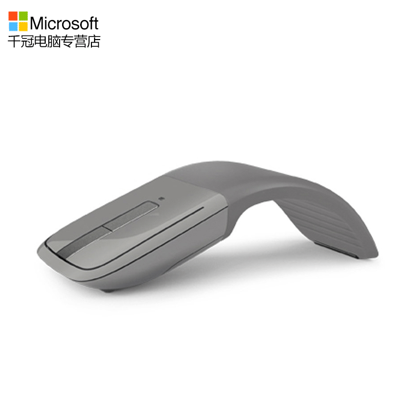 Microsoft/microsoft arc touch wireless mouse bluetooth mouse surface creative folding portable business