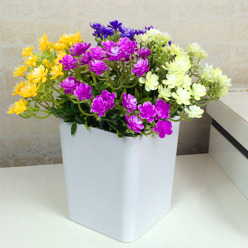 China artificial flowers china artificial flowers shopping guide at get quotations milan artificial flowers artificial flowers silk flower placed flowers artificial flowers suit table coffee table artificial mightylinksfo