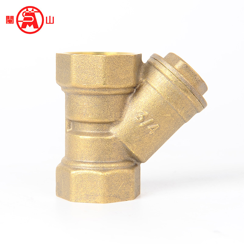 Min shan fire accessories spare parts 6 points filter pressure 1.6mpa