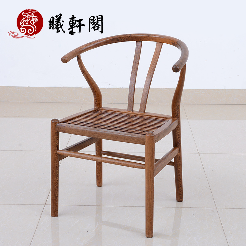 Ming and qing mahogany furniture african wenge archaized deck chairs wooden chairs around the chair leisure chair armchair chair