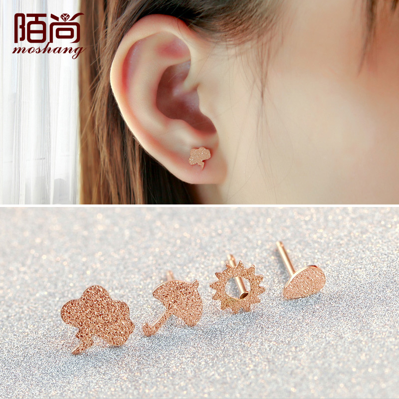 China Rose Gold Earrings China Rose Gold Earrings Shopping Guide at