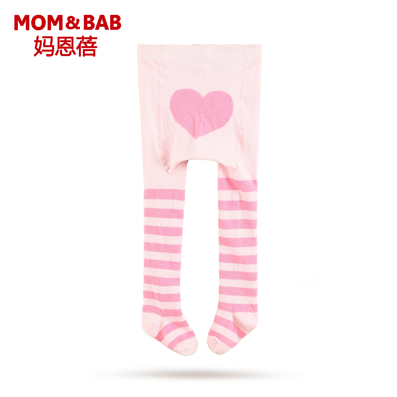 Momandbab mom enbei autumn models of child baby boy child baby cotton knit tights pantyhose bottoming