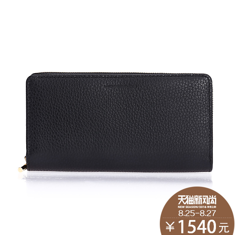 Moreschi/摩里斯base men women wallet long section 2016 new large capacity vertical section leather wallet
