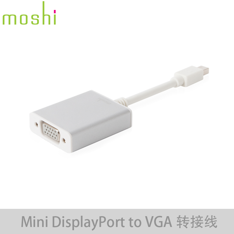 Moshi moshi apple macbook mini displayport to vga adapter cable video cable converter