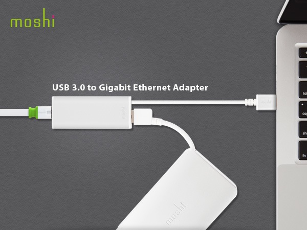 Moshi moshi macbook pro retina/air card usb3.0 cable external interface
