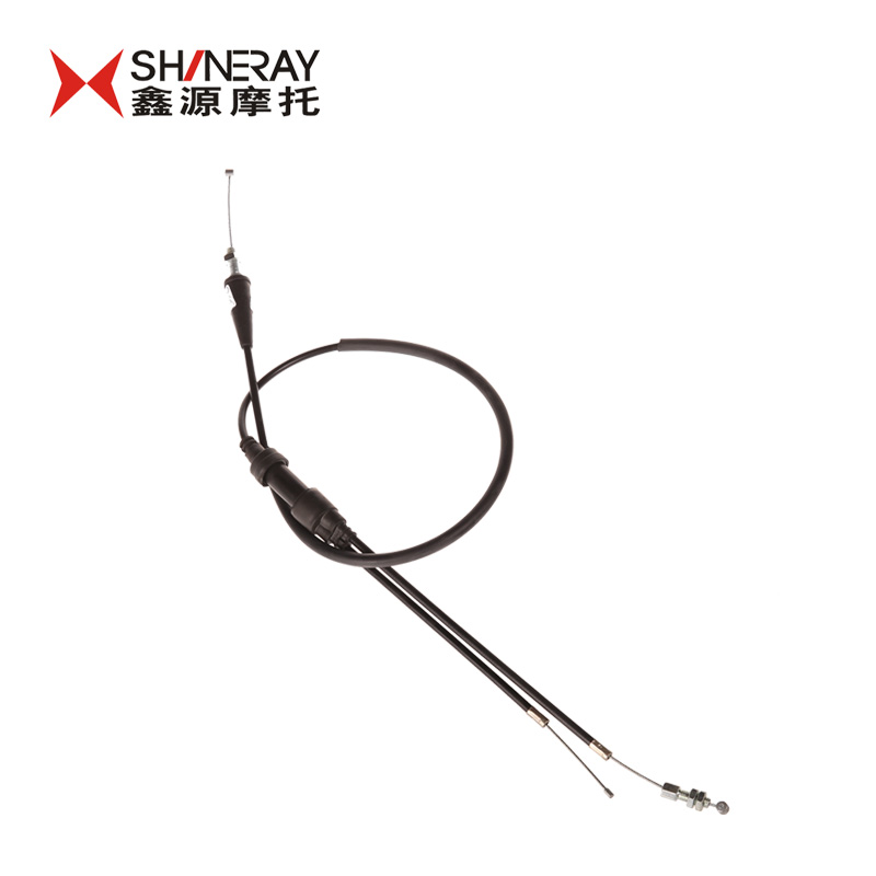 Motorcycle accessories xinyuan xinyuan x2 accessories stayguy-dual throttle cable throttle cable-accelerograph