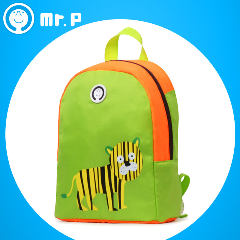 5685b5028e8f Get Quotations · Mr. p cute baby nursery children s school bags animal  models for men and women korean