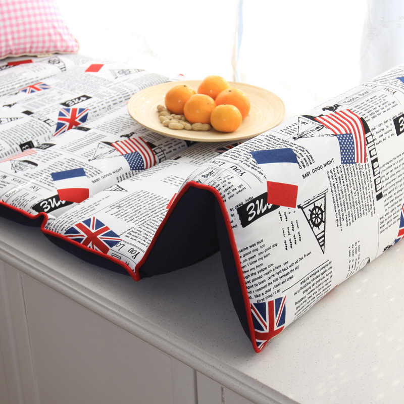 Mr. rabbit] [american style high density sponge windows and pad cushion can be customized to pave the way