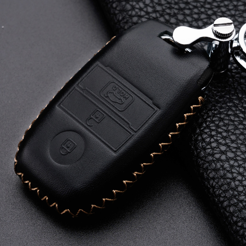 Ms. male leather car key cases sets kia sorento sportage k3 k4 k5 sportage kx3 kx5 a quarter-28