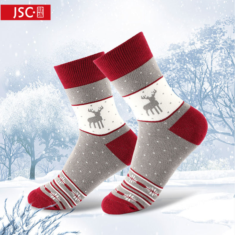 Ms. thick winter socks in tube socks pure cotton socks female thick paul warm winter socks cotton socks autumn and winter socks