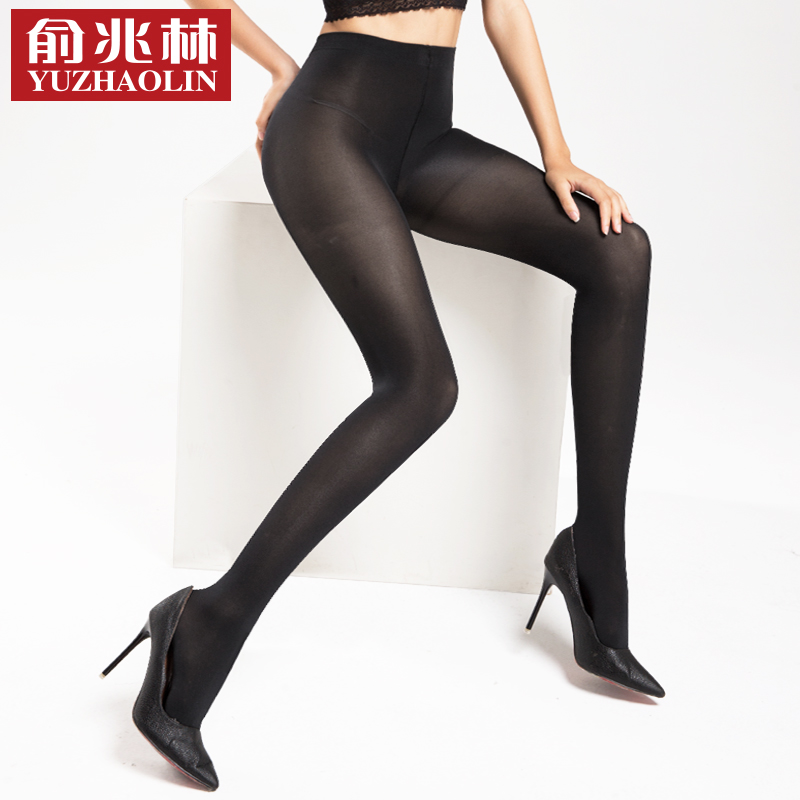 Ms. yu zhaolin velvet stockings 50d spring in the thick pantyhose anti hook wire bottoming pantyhose 3 loaded