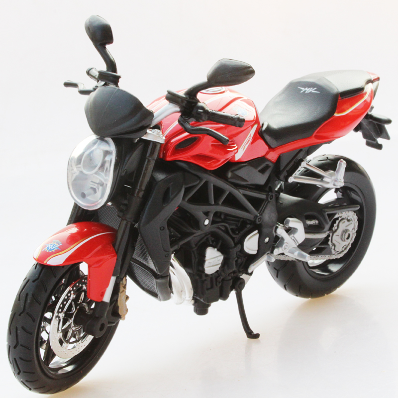 MVAGUSTA1090R vergiate 1:126 meritor figure alloy motorcycle model simulation red new