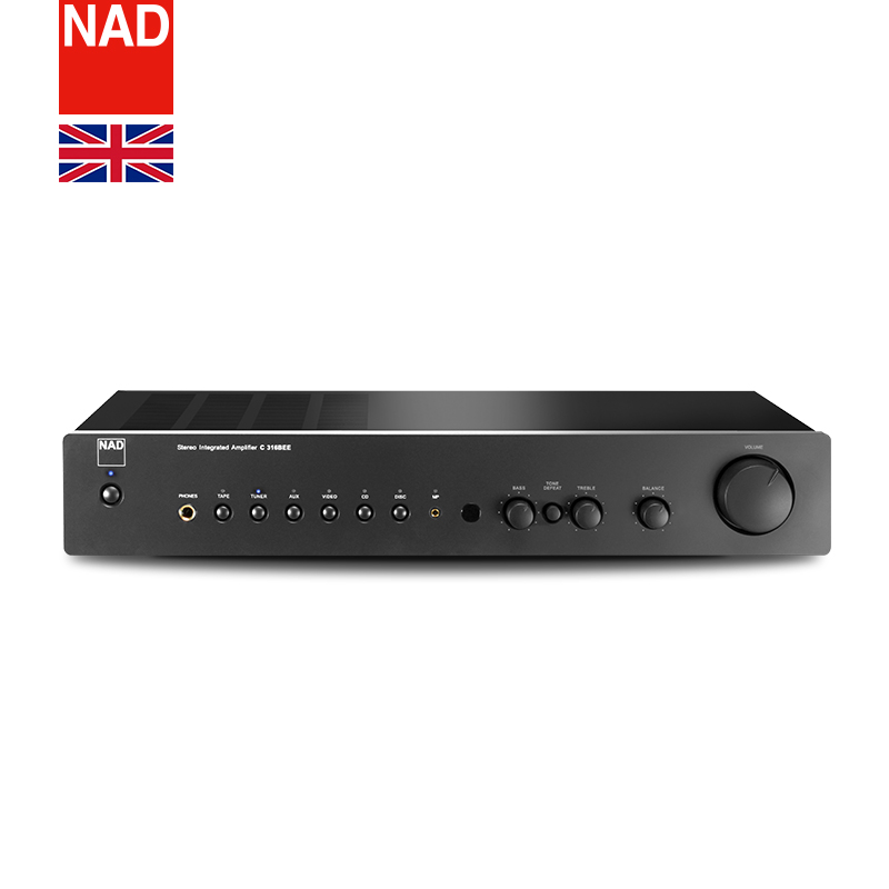 Nad C316BEE pure power amplifier integrated amplifier hifi fever fidelity stereo