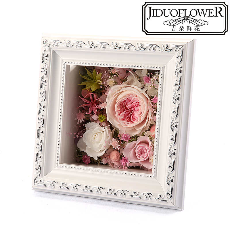 National express austin imports rose flower preservation preserved flower gift birthday gift to send his girlfriend J933