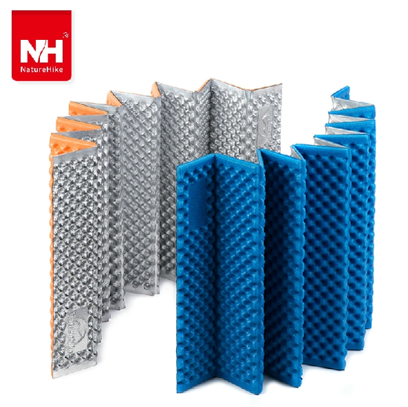 Naturehike-nh outdoor tent moisture pad pad nest egg egg trough thickened ultralight high sea pull folding mat