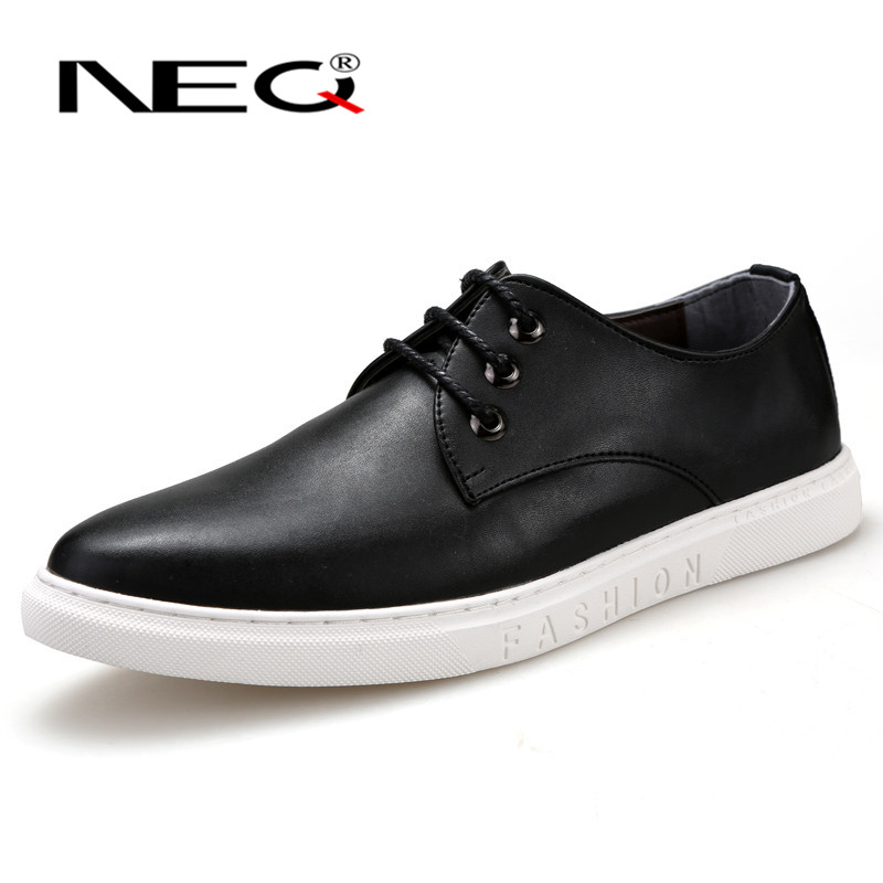 Neq british fashion casual men's 2016 trend wild young men pointed lace casual shoes 6331