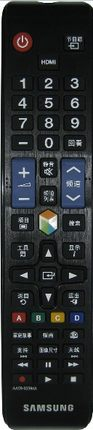 New authentic! LA46A650A1RXXZ samsung tv lcd tv remote control