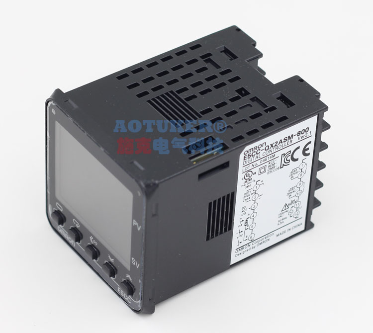 New authentic omron omron temperature controller temperature controller e5cc-qx2asm-800/880
