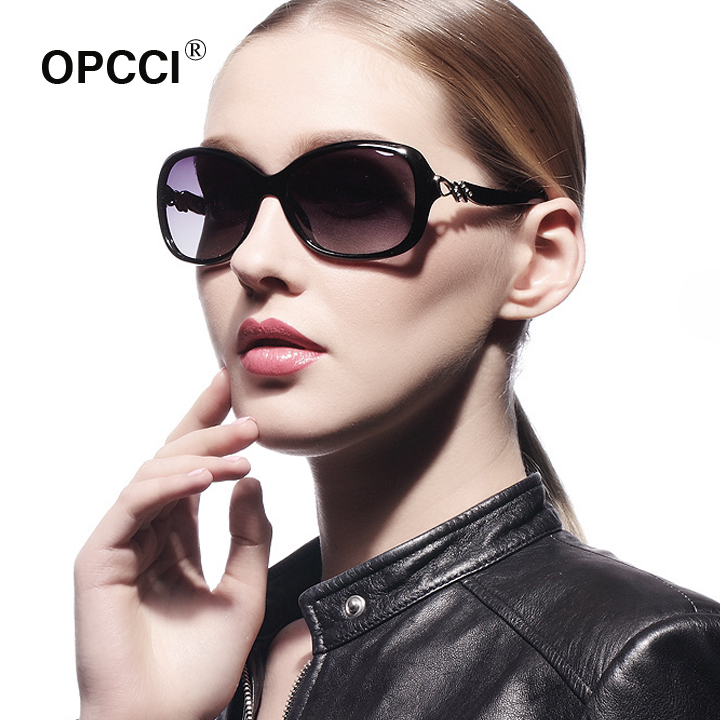 ac490caf92 Get Quotations · New authentic sunglasses female fashion large frame  sunglasses personalized sunglasses ms. tide polarized sunglasses driving
