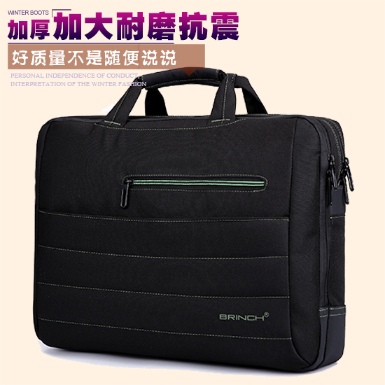 New genuine lenovo dell laptop bag 15.6 inch 17.3 inch portable laptop shoulder bag bag man bag handbag