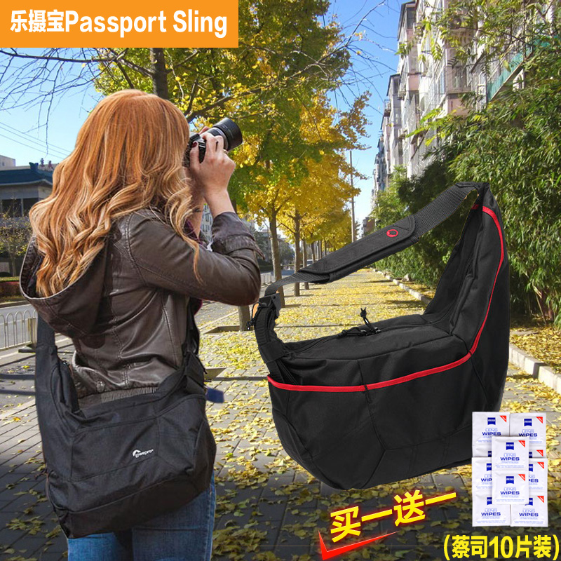New lowepro passport sling ps ii/iii on behalf of the shoulder messenger bag slr camera bag