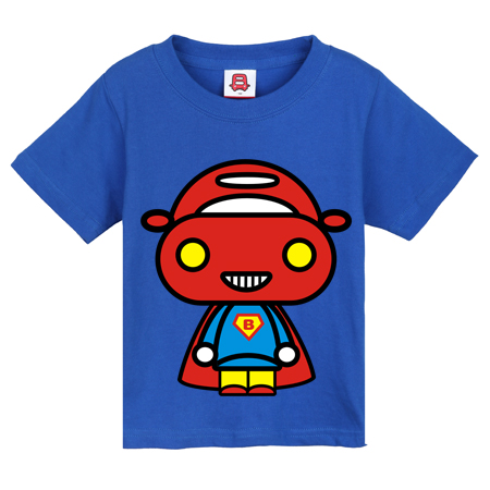 New summer children's clothing dream bus dream dream dream little star children's casual short sleeve t-shirt xiaoxia 002