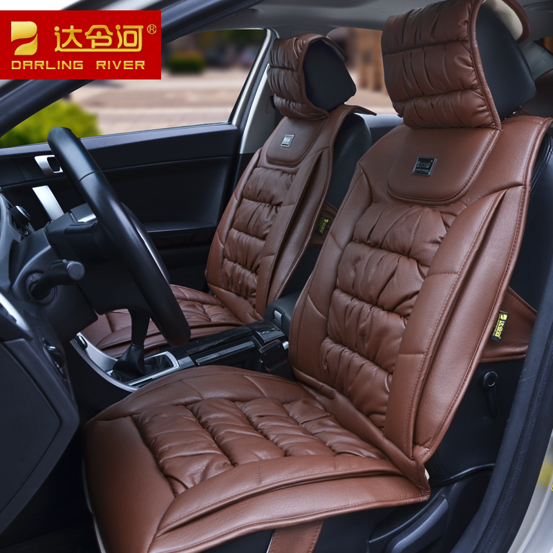 New winter car seat cushion four seasons general imported volkswagen touareg tiguan new magotan travel edition seat cover