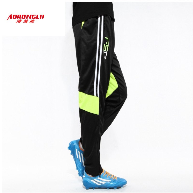 New winter children wear breathable soccer training pants sports pants football pants leg trousers football clothes jogging suits