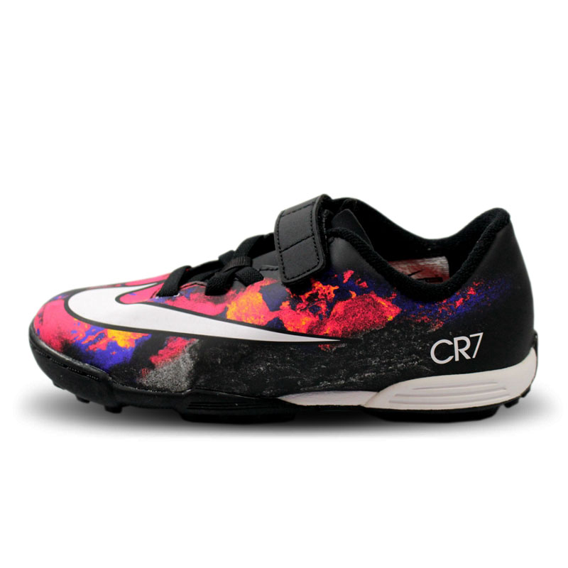 quality design 7eae2 931e9 Nike authentic nike mercurial child vortx 2 (v) cr tf soccer shoes 725182-