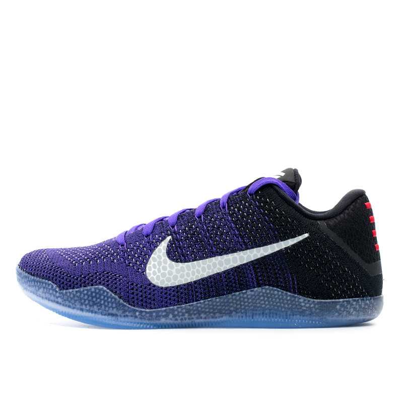 the latest d23f5 2557b ... coupon code for get quotations nike kobe xi gs 11 black and purple  female low