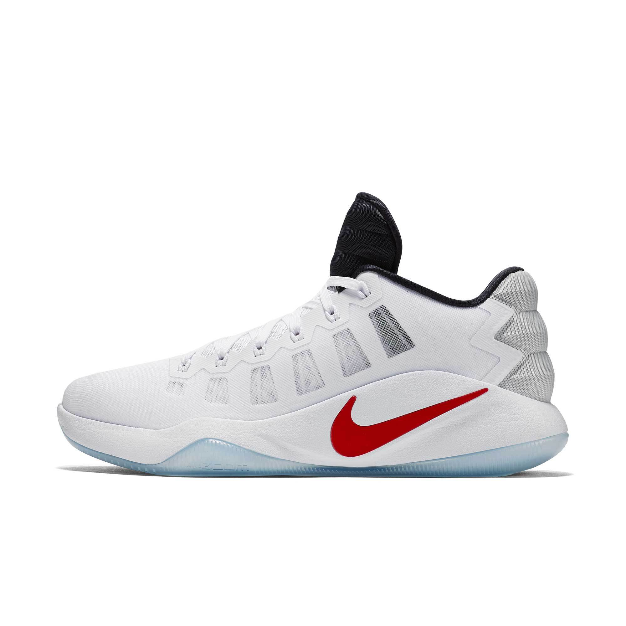 best authentic 9e7b9 d8a06 Get Quotations · Nike hyperdunk 2016 low xdr zoom cushion team men s  basketball shoes 844364-146