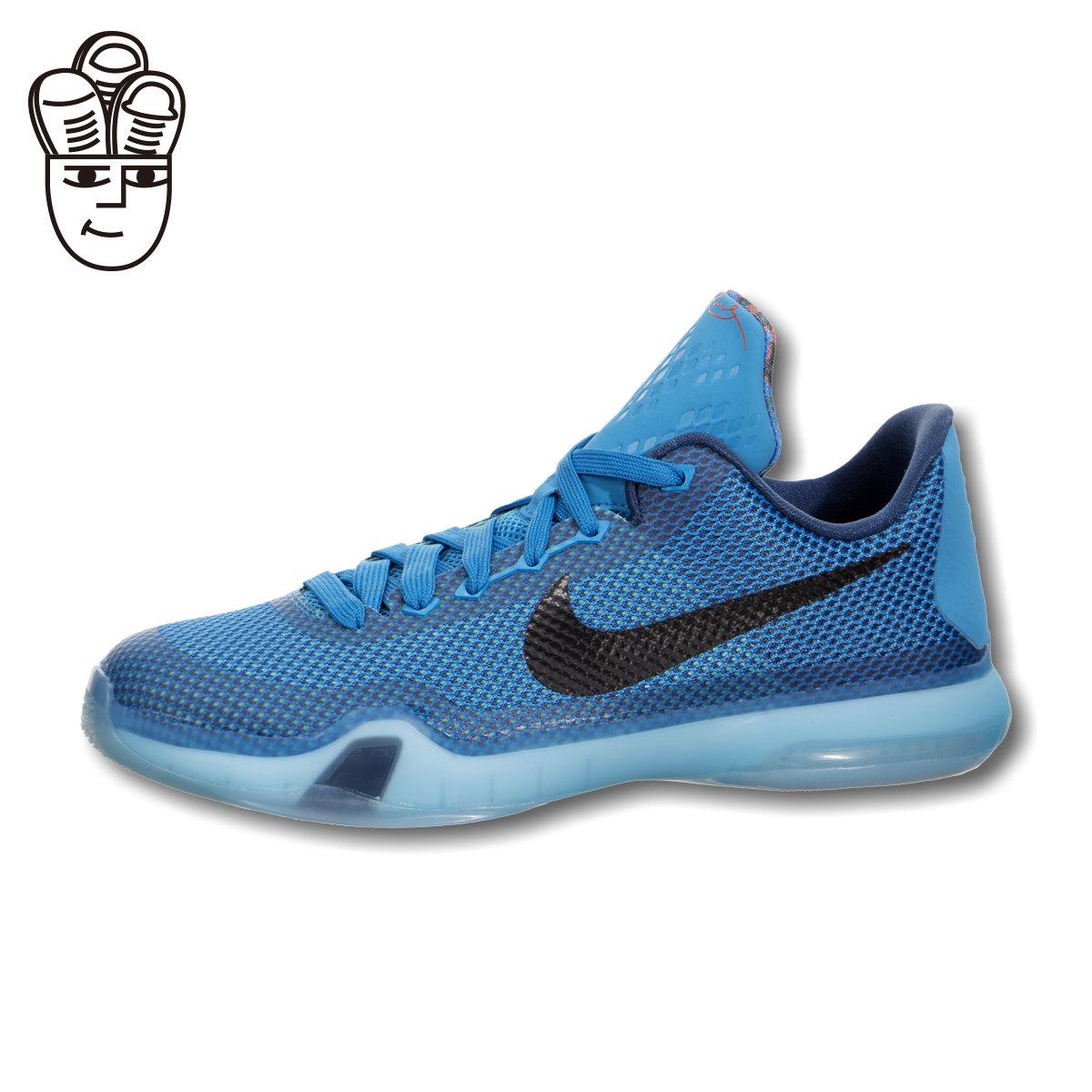 0082f3633c95 Get Quotations · Nike nike kobe kobe x x reeboks new generation of  basketball shoes to help low men gs