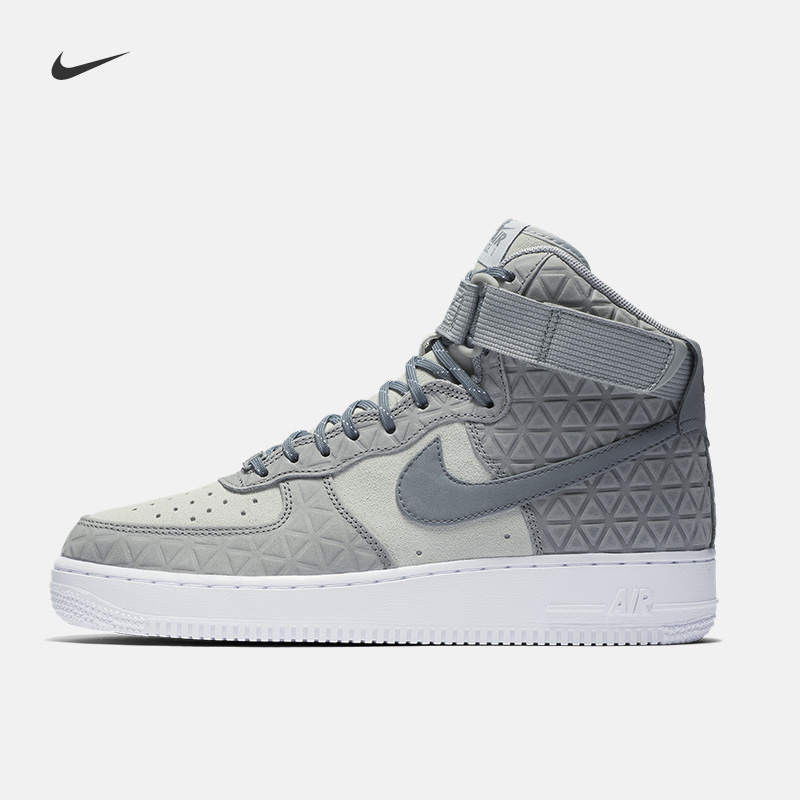 best loved 38583 e7bea Get Quotations · Nike nike official nike air force 1 hi prm suede women s  sports shoes 845065