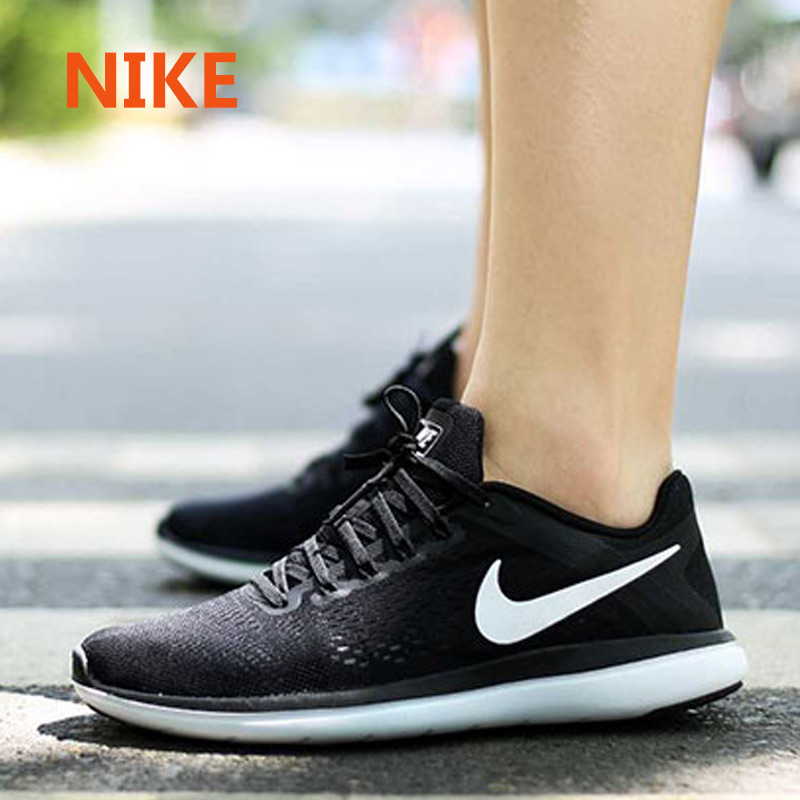Nike nike shoes 2016 summer models lightweight breathable cushioning sports running shoes 830751-001