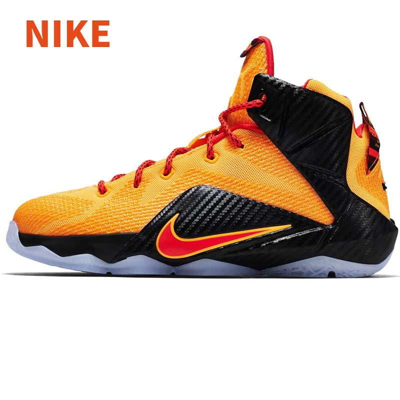 best website 66089 b5789 Get Quotations · Nike shoes nike lebron xii james lebron 12 air basketball  shoes gs 685181-830