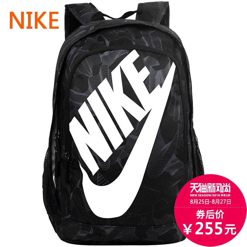 462b35e12b Get Quotations · Nike shoulder bag backpack campus student travel canvas  computer bag schoolbag BA5273-010 BA5134-