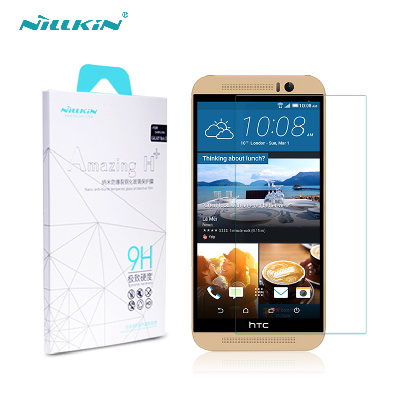Nillkin nile gold bistec bistec proof membrane glass membrane htc one htc one bistec tempered glass membrane film