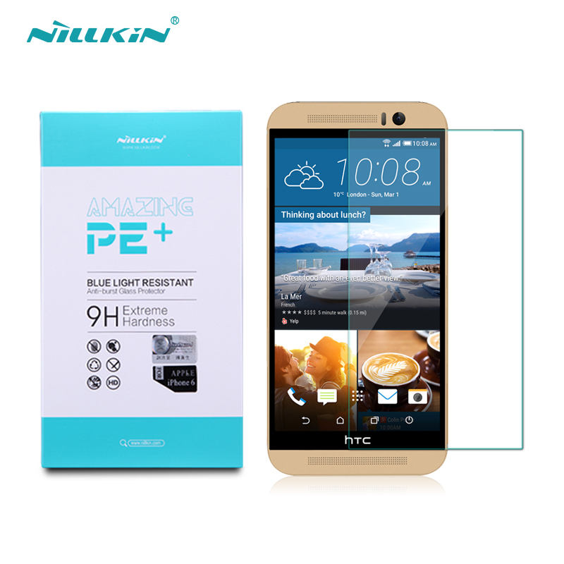 Nillkin nile gold one bistec bistec tempered glass membrane proof membrane htc bistec anti blue protective film