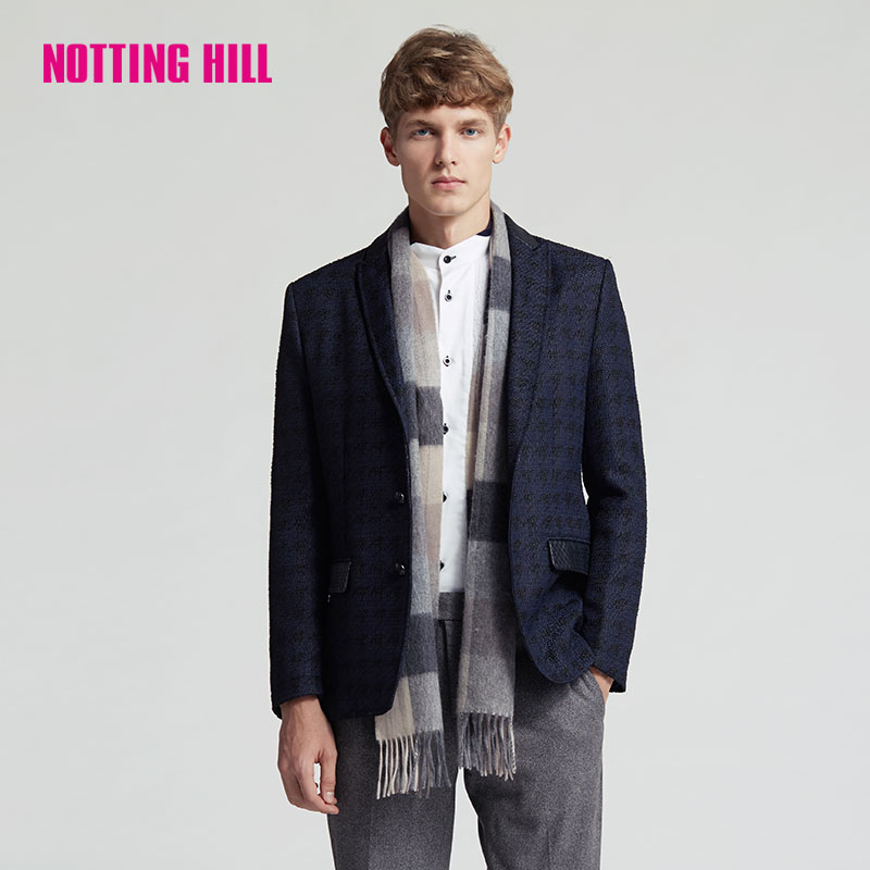 Notting hill/notting hill notting hill na6 menswear autumn men's business casual single suit 4013