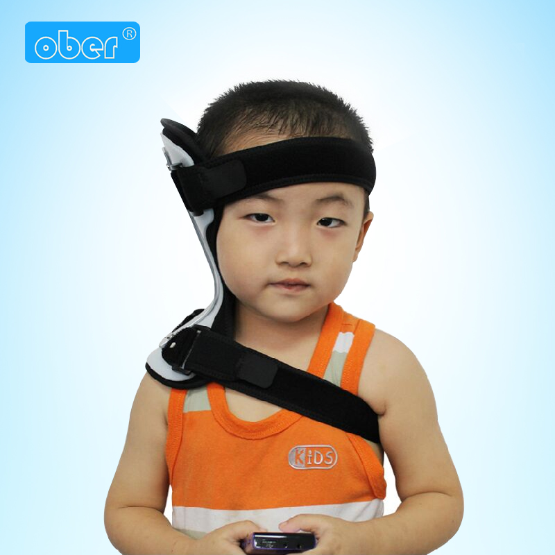 Ober small infants and children head tilt correction of cervical collar cervical collar to correct migraine torticollis waibo braces baby after