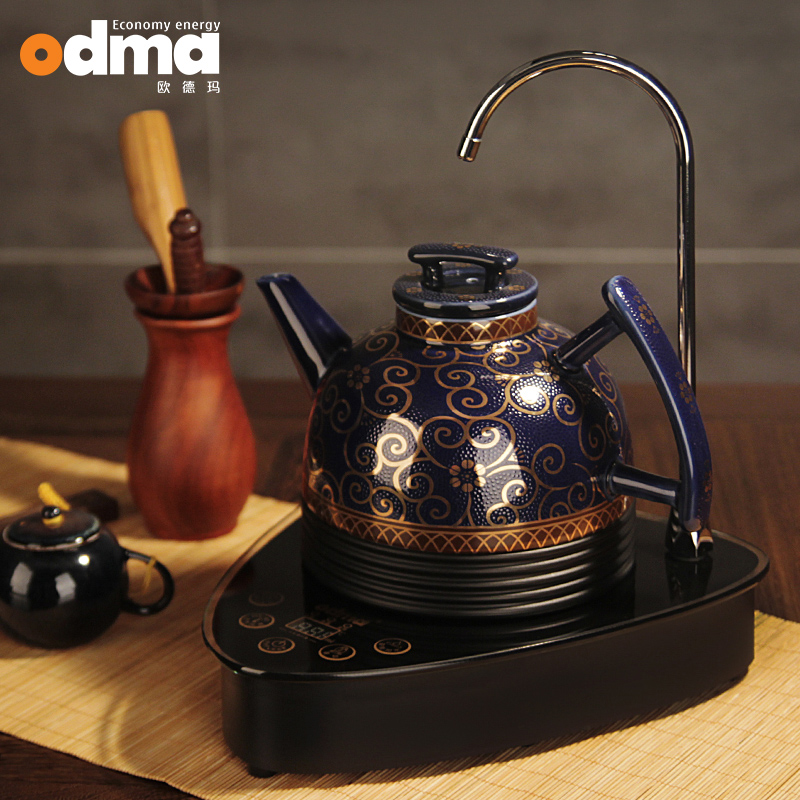 Odma/oude ma t1 automatic electric kettle ceramic teapot teapot genuine kung fu tea kettle to boil water