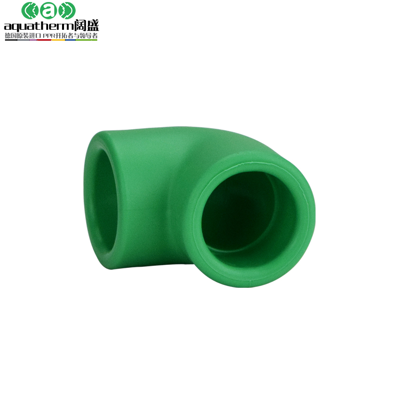 [Official authorization] germany imported aquatherm wide sheng positive elbow ppr 4 points 20 90 degree elbow