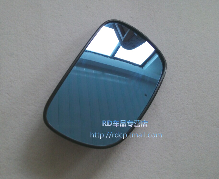 Old chevrolet epica side mirror lens mirror lens mirror side mirror piece pieces reflective white blue original pieces