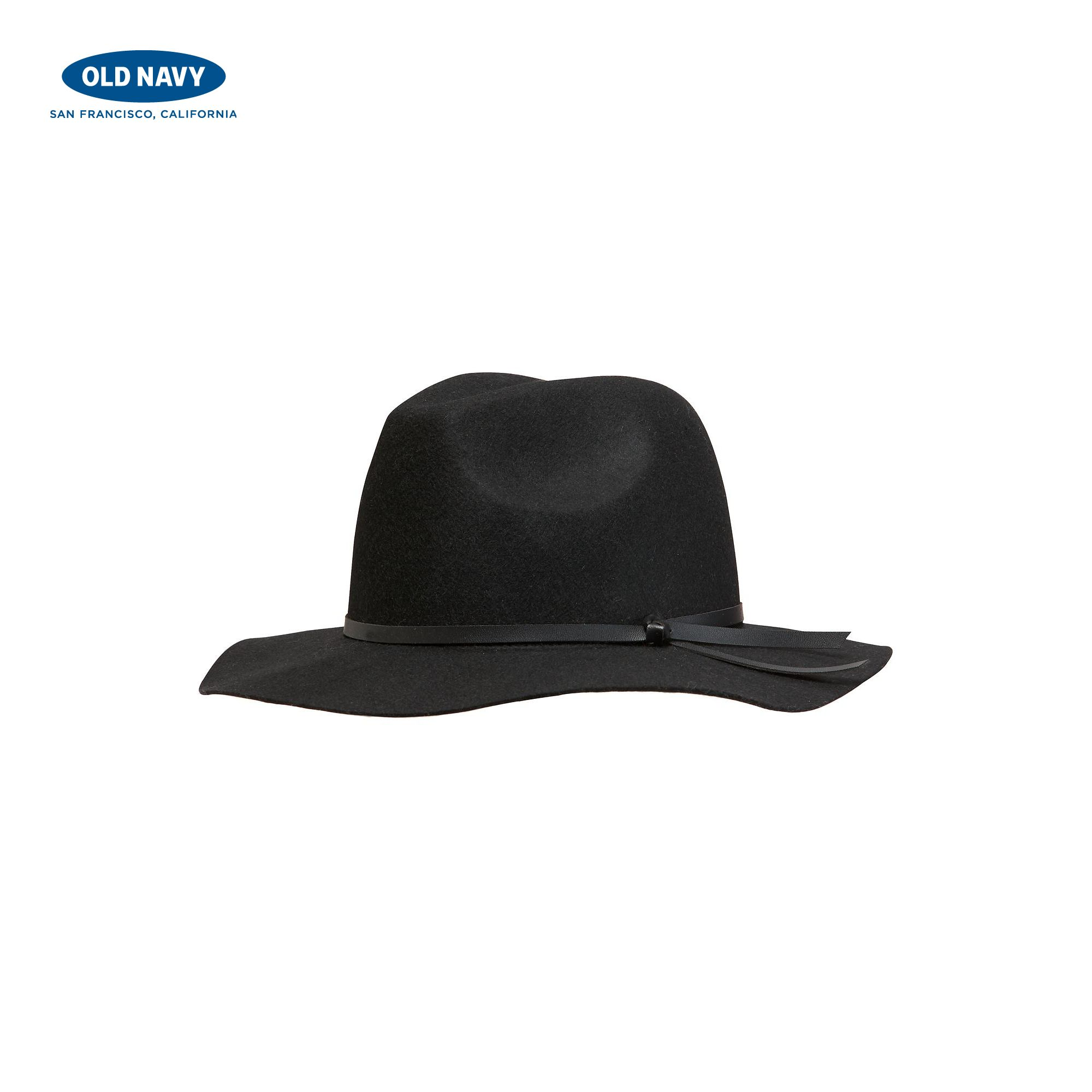 Get Quotations · Old navy classic color selection of modern women trim  fedora hat 340014 old navy 07f4131dd003